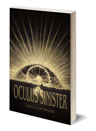 Oculus Sinister 3d book cover